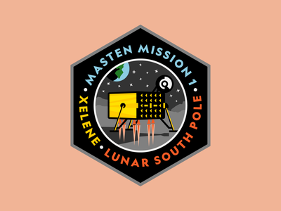 XELENE Mission Patch