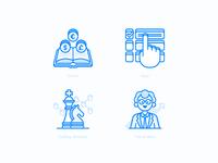 Forex Hero icons