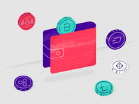 Digipulse - Cryptocurrency Wallets