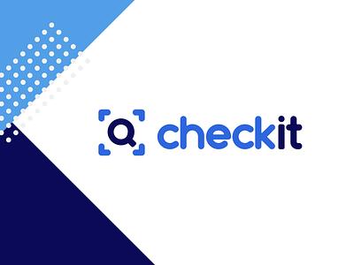 checkit checkit ppsr cars blue logo illustration ux ui digital branding minimal app design konnect