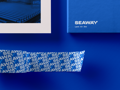 SEAWAY Brand ID logo brand id