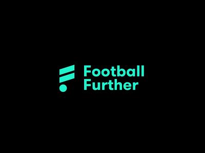 Football Further animated logo animación animazione animation 2d soccer football tech design animation logo design concept digital design branding logo brand