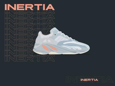 Yeezy Boost 700 - Inertia