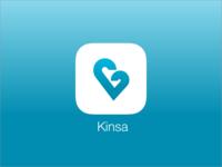 Kinsa app icon