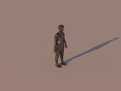 I, 3D—002 3d 3d scan