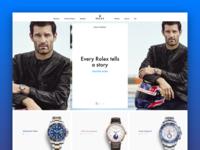Rolex (main page)
