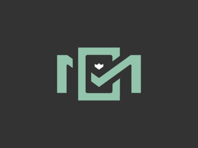 Lettermark identity minimal flower personal branding logotype initials branding logo lettermark