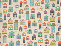 A Home Themed Pattern