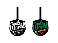 Community Kitchen Logo Concept