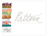 Two if by Sea Studios, LLC Pattern Lookbook