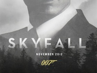 Personal Skyfall Poster