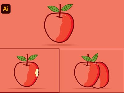 Apple Adobe Illustrator illustration branding ux adobe xd design adobe xd art ui design ui design 2021