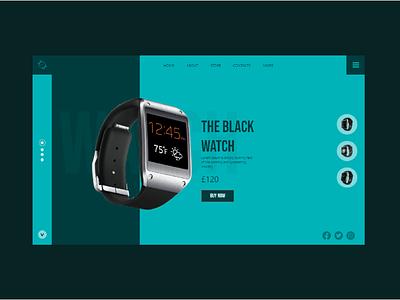 watch ui design webdesign watchos white website web abdur rahman manning watch ui design watch ui watches watch ecommerce design ecommerce ux design ux adobe xd ui design ui art design 2021