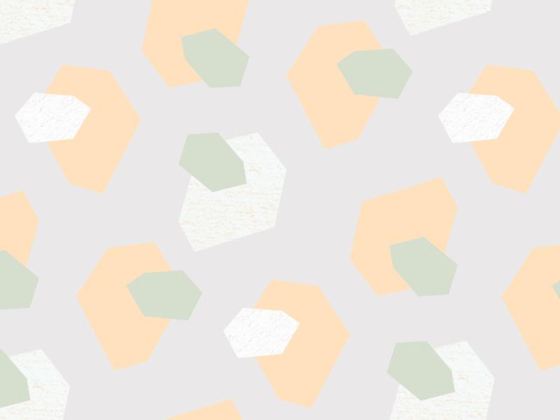 Pastel rocks pastels design illustration