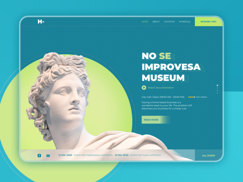 Museum Visit - Concept Exploration