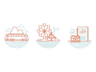 Illustrations Hasboard icon illustration
