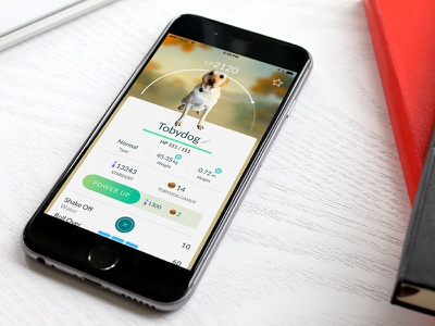 Gotta Catch em All! pokemon go game mobile iphone dog pokemon