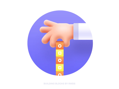 Block design illustration ps