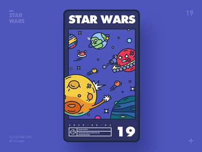 Star wars starwars illustration ps