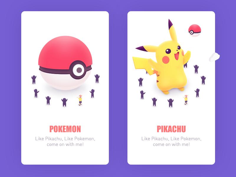 like pikachu isometric pokemon pikachu icon love illustration ps like