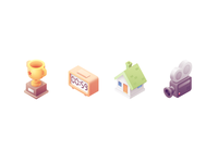 Icons Isometric 2