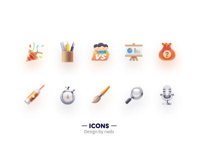 Icons 4 pen brush icon