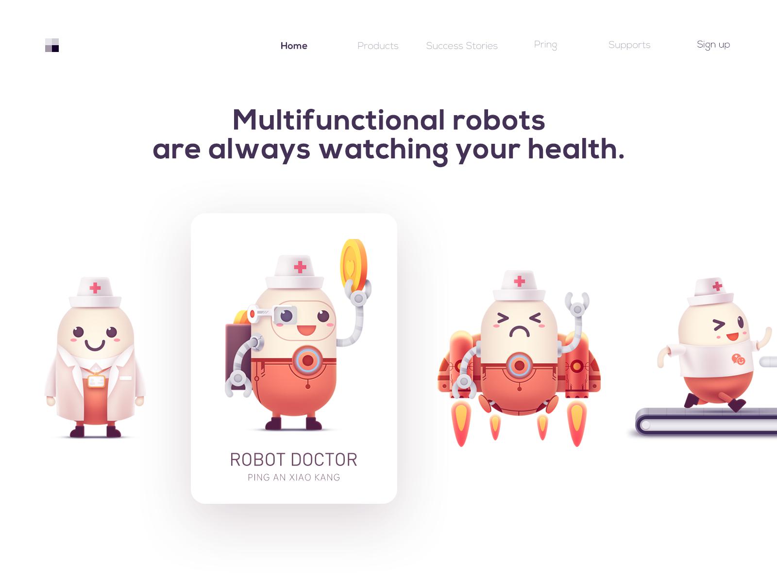 Robot Doctor ps
