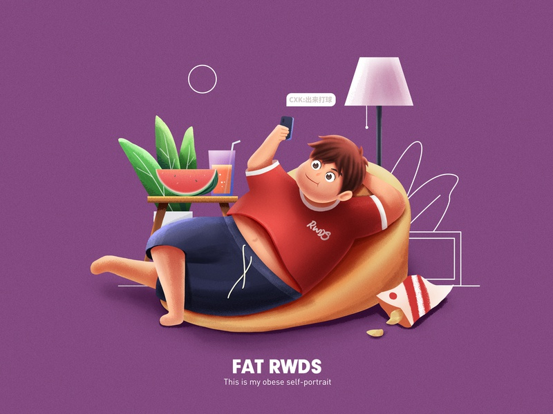 Fat Rwds illustration ps
