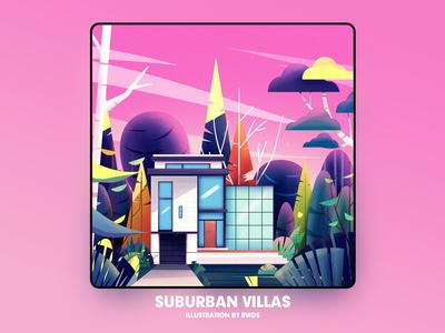 Suburban Villas