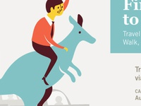 Kangaroo commuter
