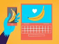 Monkey Mobile Desktop