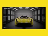 Dallara Stradale - Homepage