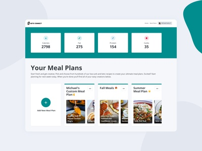 Meal Planning Tool