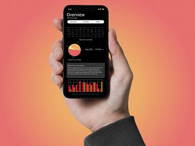 Day 18 - Analytics Chart analytics chart adobexd dribble figma design daily ui dailyuichallenge dailyui daily 100 challenge daily app