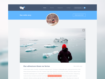 Blog WIP