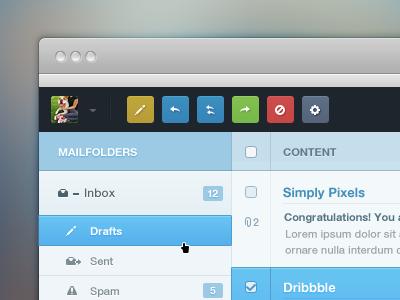 Webmail drib
