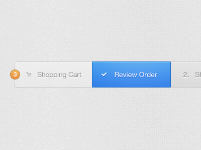 Payment Steps UI