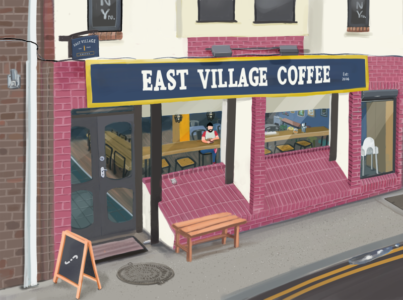 East Village Coffee