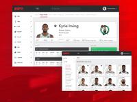 ESPN Dashboard