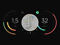 Daily UI: #034 Car Interface