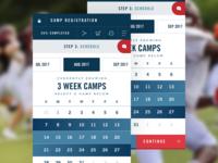 Daily UI: #038 Calendar