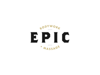 Epic Bodywork & Massage | Logo Comps