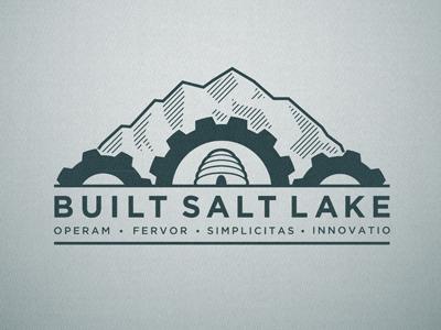 Built salt lake