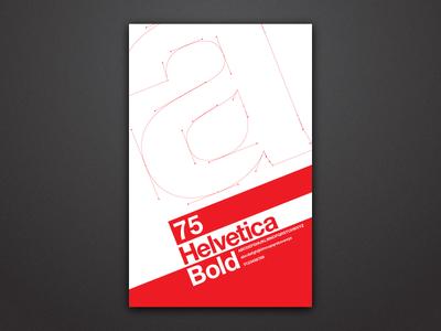 Helvetica Poster helvetica poster swiss type