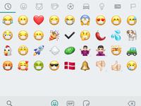 Emoji and Coronavirus keyboard emoji coronavirus
