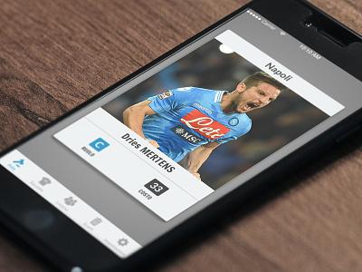 WIP - App per asta del fantacalcio serie a calcio asta fantagazzetta ios app fantacalcio