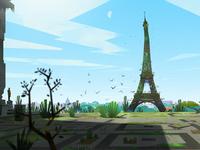 Paris, 2163