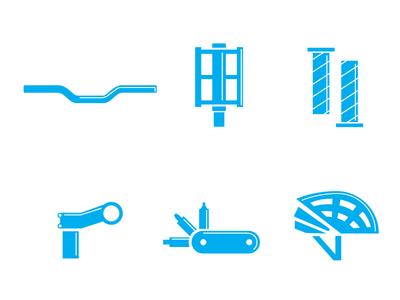 Radgeber Icons