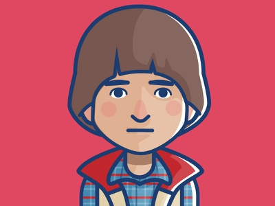 Will character stranger things byers will
