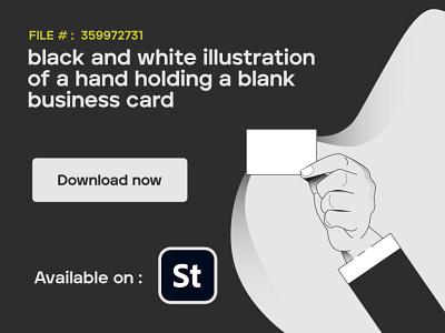 Background Adobe stock white black adobe stock template webdesign ux ui minimalist clean abstract design illustration